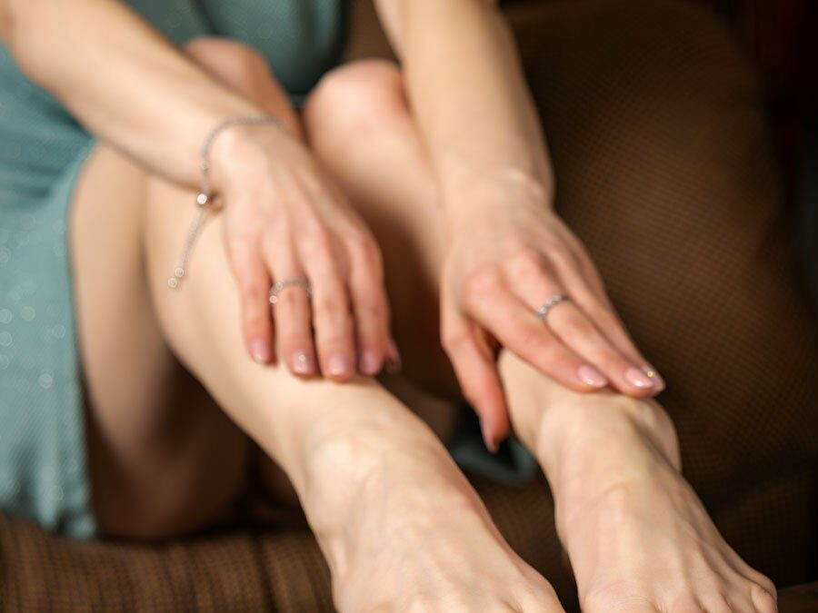 Fun Facts About Foot Fetishes